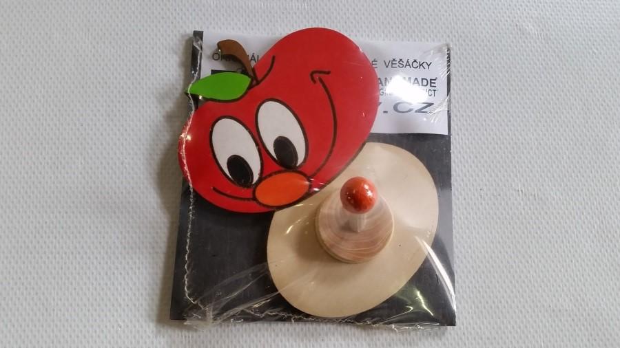 Dětský věšák Jablko