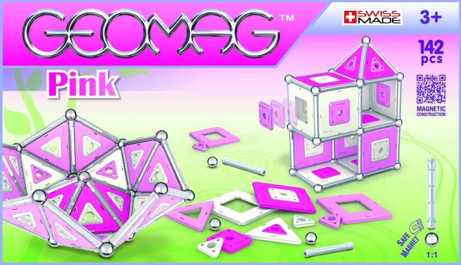 Geomag Kids Panel + Pro panel Girl 142ks