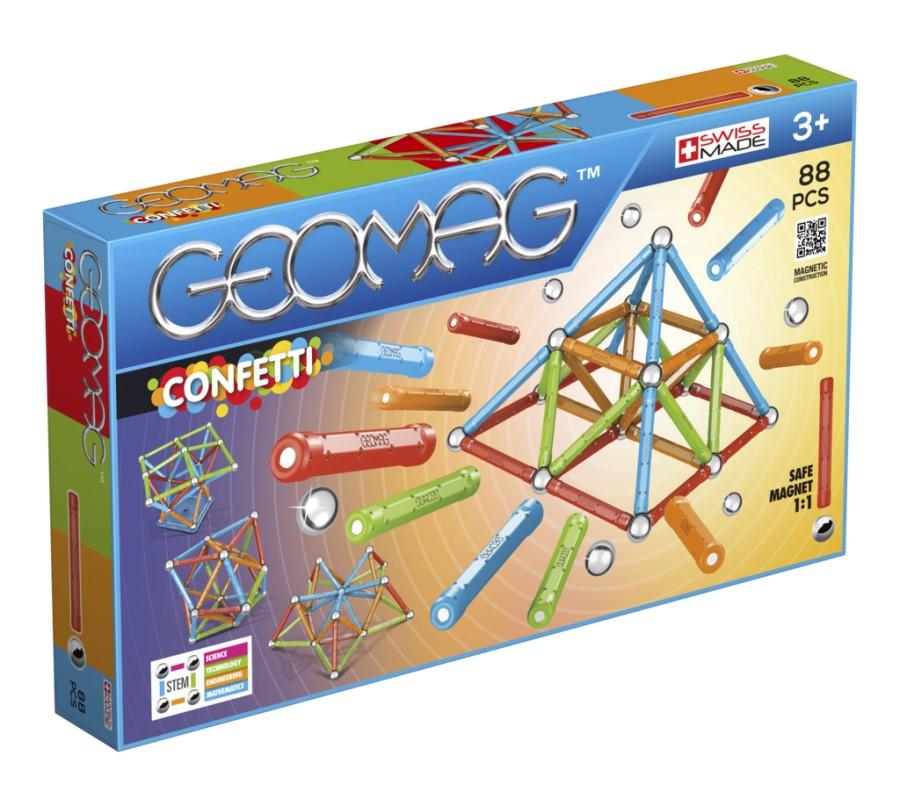 Geomag Confetti 88ks