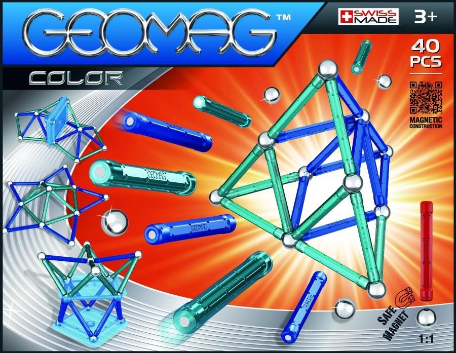 Geomag KIDS Color 40ks