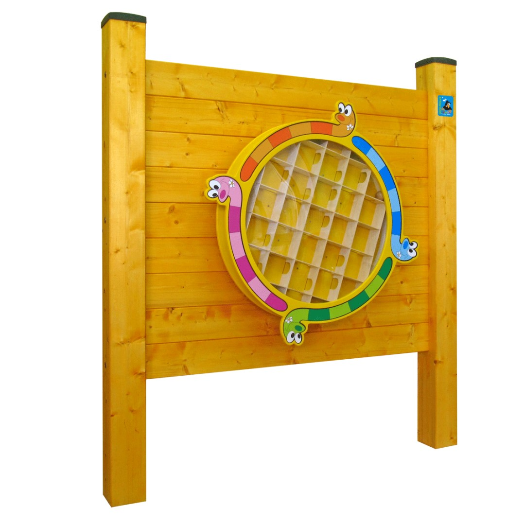 Hra na zahradu - Labyrint - Kolo