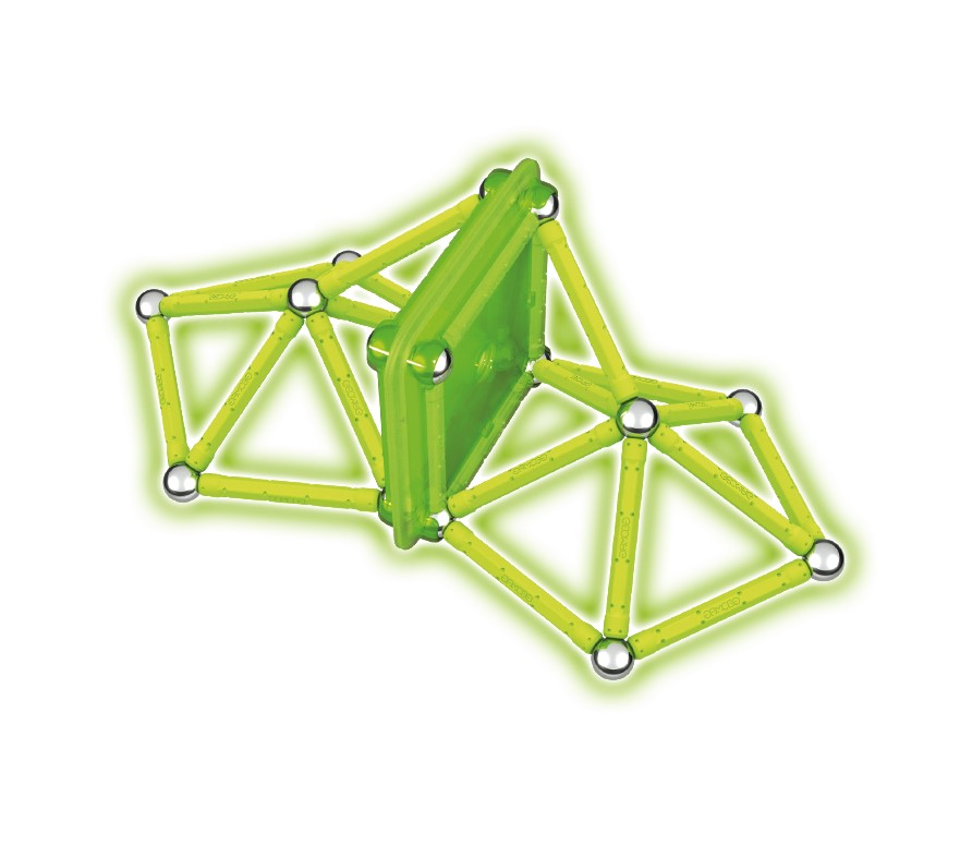 Geomag KIDS Glowing 40ks