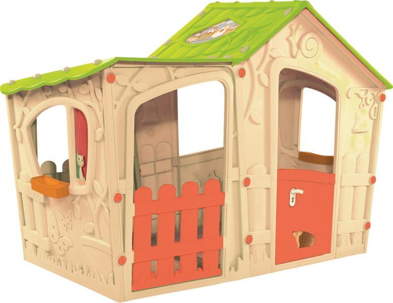 Dětské domečky plastové