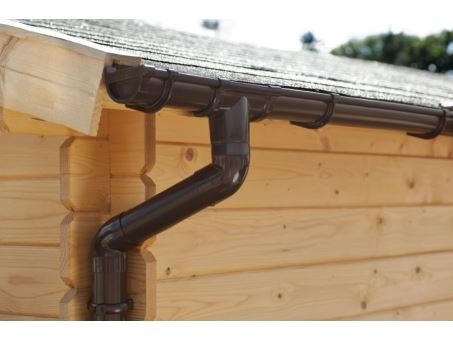 Okap pro plochou střechu 4000 mm