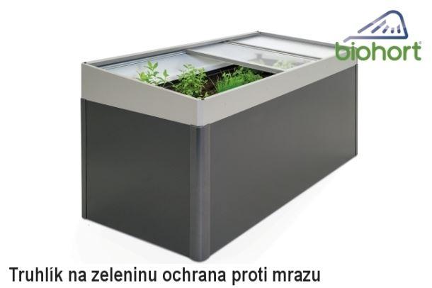Biohort Efektivní ochrana před mrazem šedý křemen metalíza
