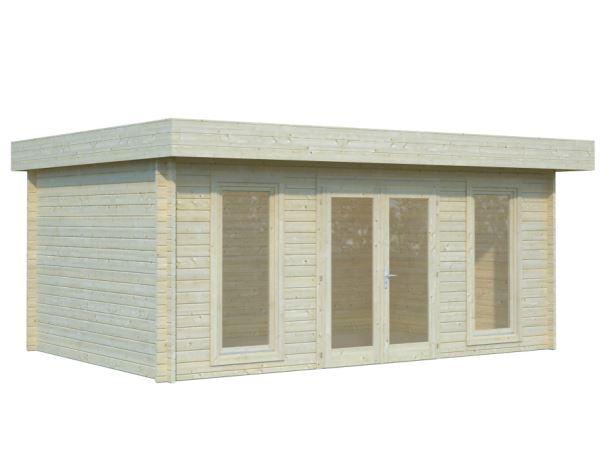 Zahradní domek Bret 19,9 m2 550x410 cm