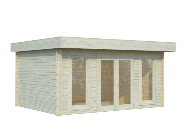 Zahradní domek Bret 14,8 m2 478x358 cm