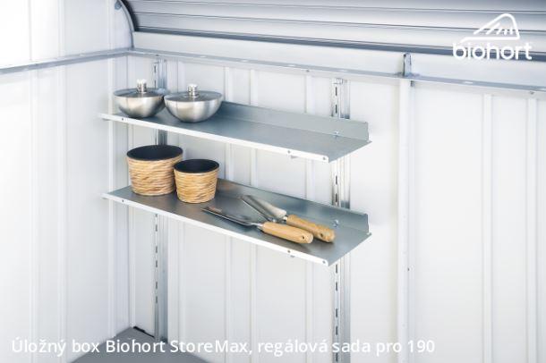 Biohort Regálová sada StoreMax® 190