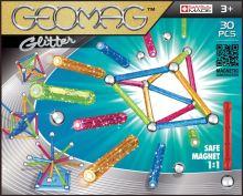 Geomag Glitter 30ks