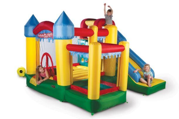 Skákací hrad Fun Palace 6v1