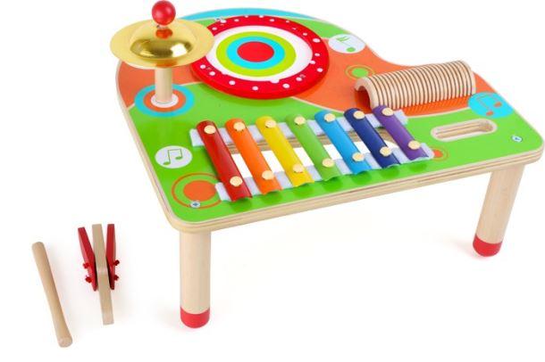 Hudební stoleček Xylofon