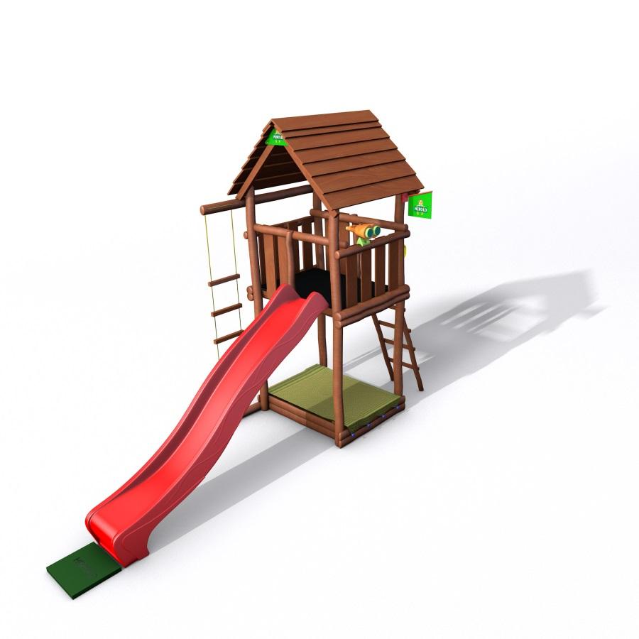 Dětské hřiště Monkey´s Home Gretel AKÁT