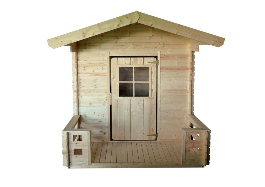 Dětský dřevěný domek M517