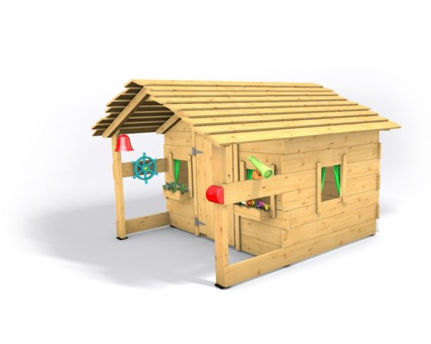 Dětský domeček  Monkey´s Home Forest house 1607