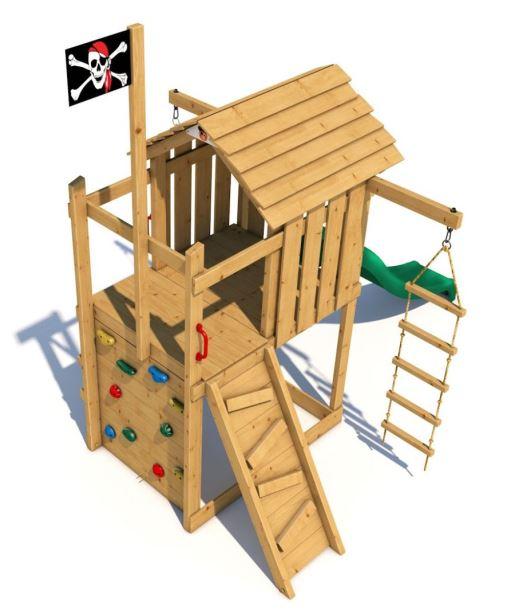 Dětské hřiště Monkey´s Home Malý pirát JOE