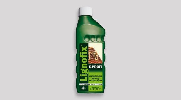 Lignofix E-Profi hnědý 1 kg