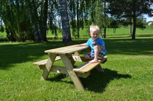 Dětský piknikový stolek LISBET