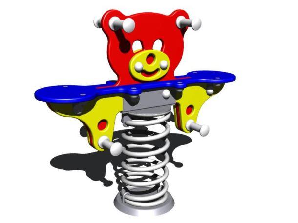 Monkey´s pružinová houpačka medvěd Bony