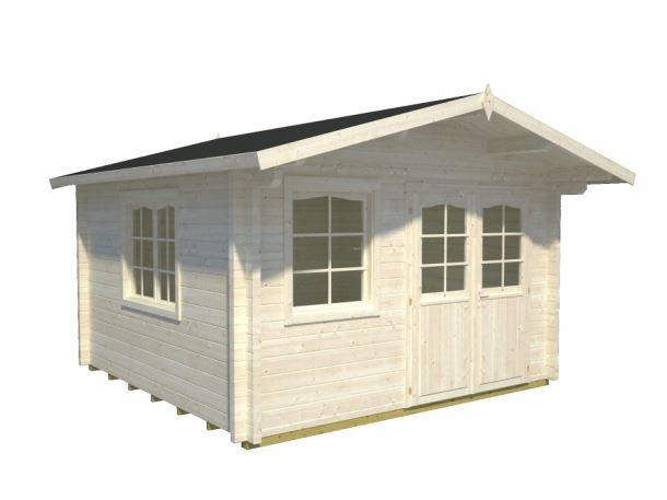 Zahradní domek ANDREA 12 m2