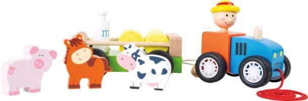 Farma se zvířátky tahací