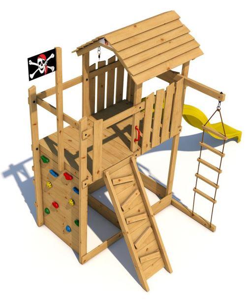 Dětské hřiště Monkey´s Home Velký pirát JACK
