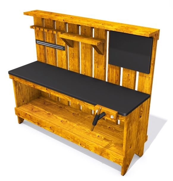 Monkey's herní stolek - malý kutil