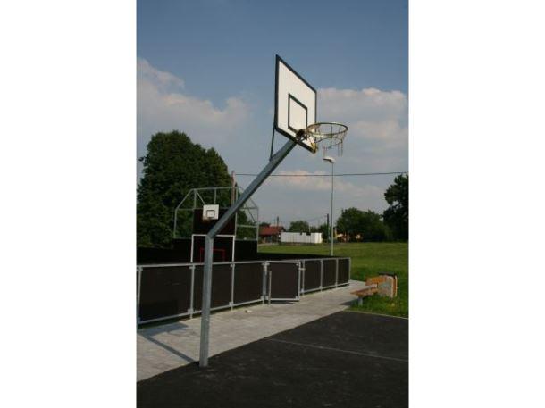 Koš na streetball