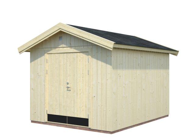 Zahradní nářaďový domek Martin 8,4 m2