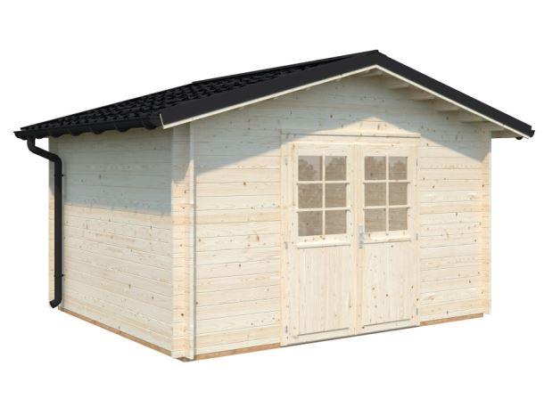 Zahradní domek Tina 10,4 m2