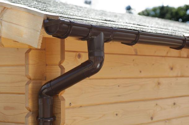 Okap pro sedlovou střechu 5000 mm