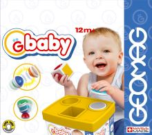 Goemag Baby Bucket 7ks
