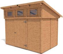 Zahradní domek HEROLD P3322 6,3 m2