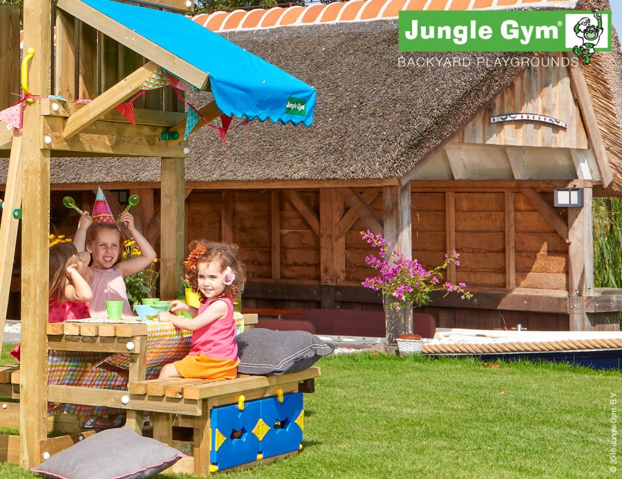 PŘÍSTAVEK K HŘIŠTI Jungle Gym Mini Piknik 120cm