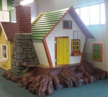 Dětský domeček Herold Chaloupka Mini