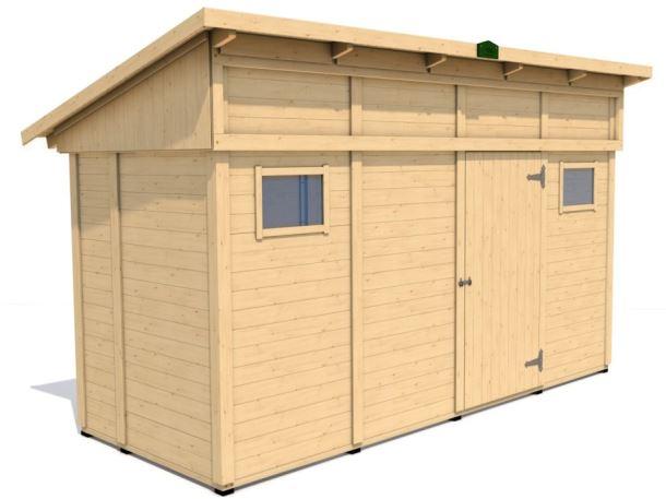 Zahradní domek HEROLD P4417a 6,2 m2