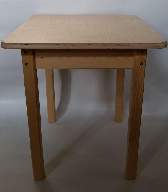 Dětský dřevěný stůl - Fandy