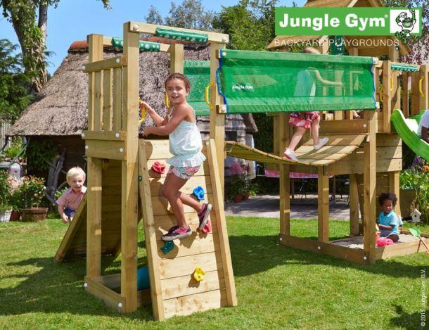 PŘÍSTAVEK K HRACÍ SESTAVĚ Jungle Gym Bridge