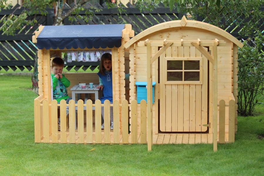 Veranda pro dětský domeček M501, M505, M516