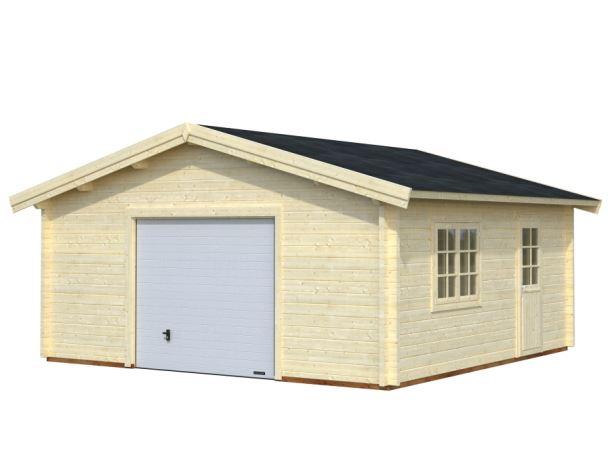 GARAŽ Roger 27,7 m2 + výsuvná vrata