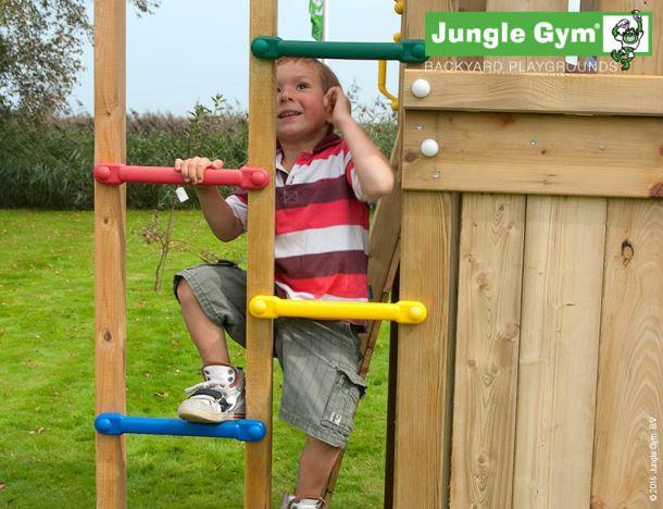 PŘÍSTAVEK K HRACÍ SESTAVĚ Jungle Gym 1 Step Module - dvojtý žebřík