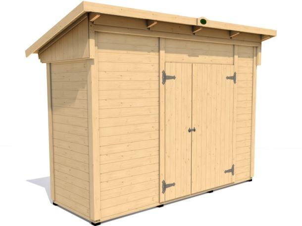 Zahradní domek HEROLD P3311b 2,9 m2