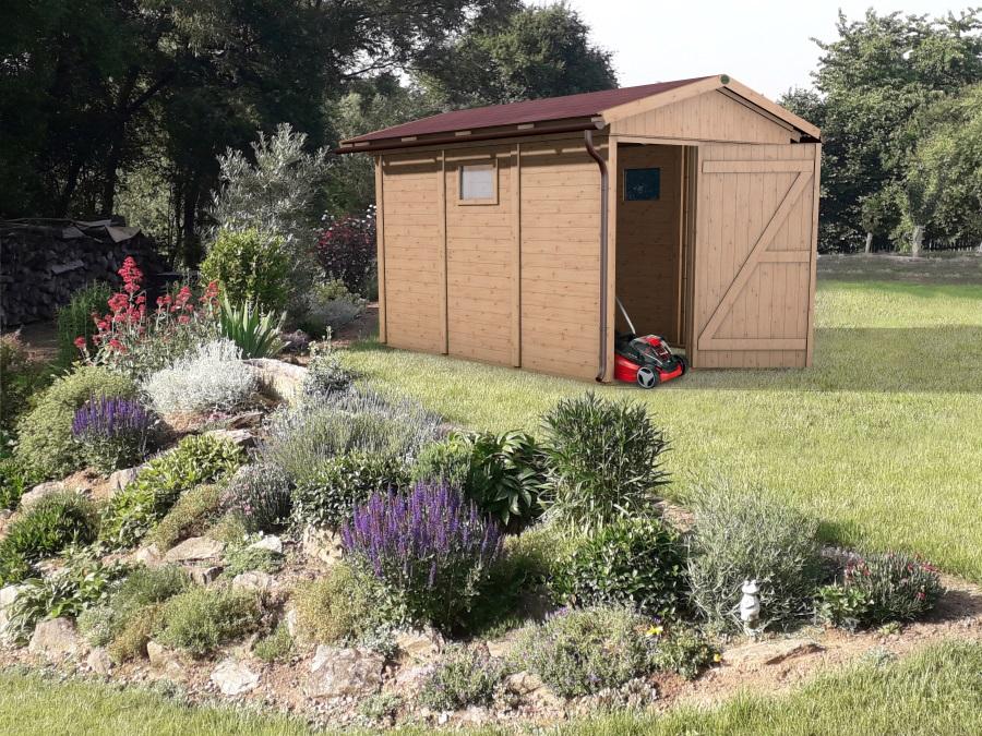 Zahradní domek HEROLD A2233 6,3 m2