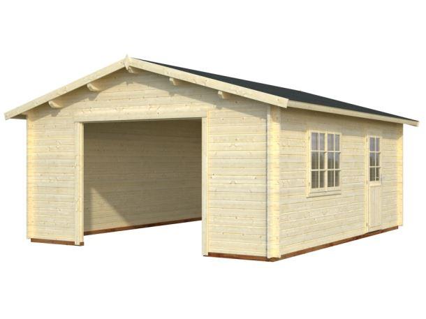 Garáž Roger 23,9 m2 - bez dveří