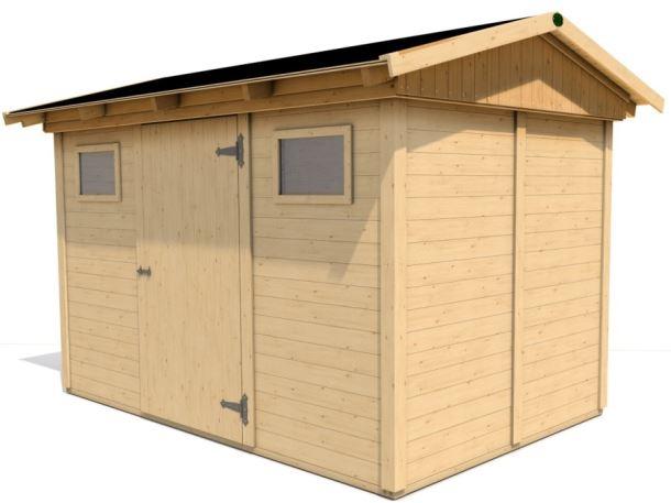 Zahradní domek HEROLD A3322 6,3 m2