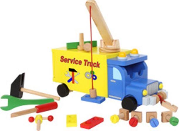 Nákladní vůz service Truck