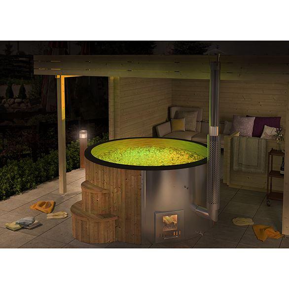 LED osvětlění pro Hot Tub Deluxe