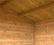 Zahradní domek EKO-LINE BAO SAM 1 - 7,6 m2
