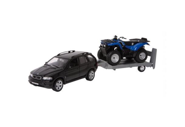 Model automobilu Off-Road Set