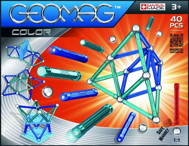 Geomag KIDS Color 40ks