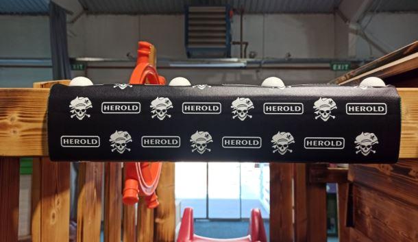 Bezpečnostní polštářek Herold PIRÁT 45x35cm